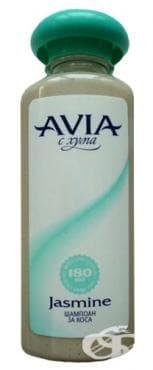Изображение към продукта АВИА ШАМПОАН С ХУМА JASMINE 180 мл.