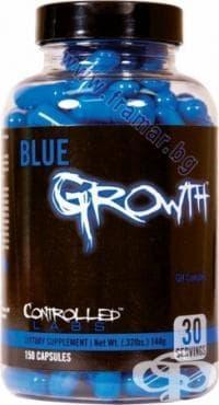 Изображение към продукта КОНТРОЛЕД ЛАБС БЛУ GROWTH капс. * 150