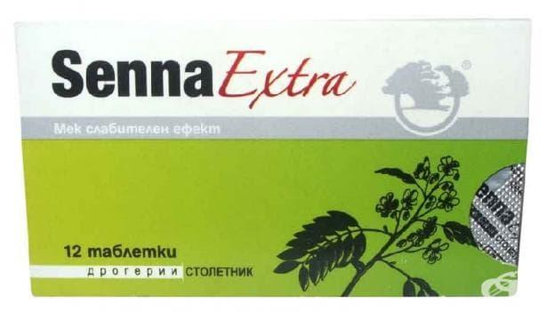 Изображение към продукта СЕНА ЕКСТРА табл. * 12 НИКСЕН