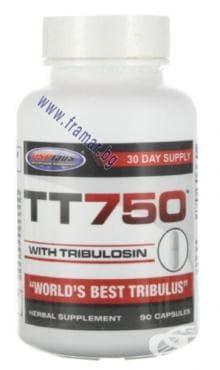 Изображение към продукта ЮСП ЛАБС TT 750 капсули * 90