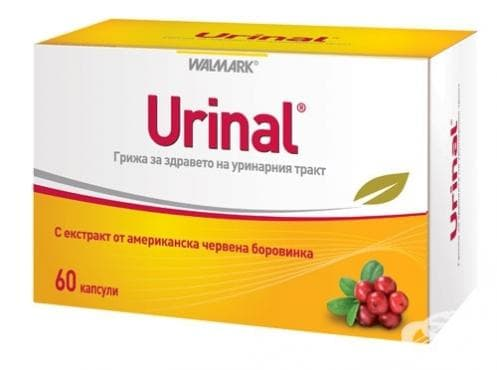 УРИНАЛ ИДЕЛИН капсули * 60 ВАЛМАРК