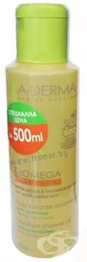 А-ДЕРМА ЕКЗОМЕГА КОНТРОЛ ДУШ ОЛИО 500 мл. - изображение