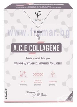 Изображение към продукта  A.C.E КОЛАГЕН таблетки * 30 YVES PONROY