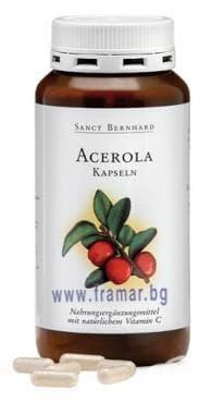 Изображение към продукта АЦЕРОЛА капсули * 300 SANCT BERNHARD