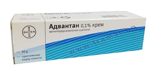 АДВАНТАН крем 0.1%  30 гр.