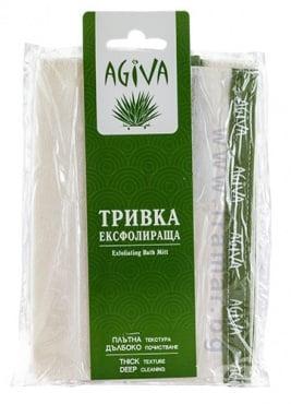 Изображение към продукта АГИВА ЕКСФОЛИРАЩА ТРИВКА ЗА ТЯЛО