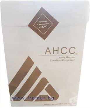 Изображение към продукта АКТИВЕН ХЕМИЦЕЛУЛОЗЕН КОМПОНЕНТ (AHCC) капсули * 120