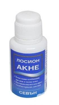 Изображение към продукта ЛОСИОН ПРОТИВ АКНЕ СЕВЪН 65 мл