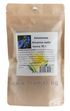 Изображение към продукта АЙВАЖИВА 50 гр.