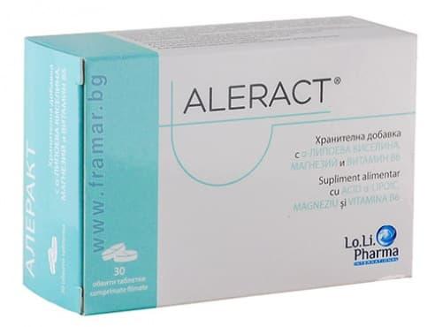 Изображение към продукта АЛЕРАКТ таблетки * 30