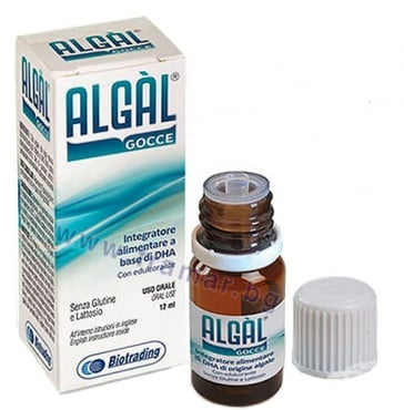Изображение към продукта  АЛГАЛ капки 12 мл БИОТРЕЙДИНГ