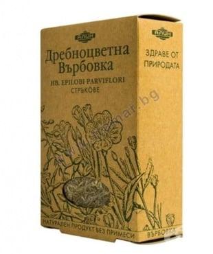 Изображение към продукта АЛИН ЧАЙ ДРЕБНОЦВЕТНА ВЪРБОВКА 50 г