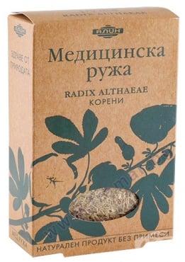 Изображение към продукта АЛИН ЧАЙ МЕДИЦИНСКА РУЖА КОРЕН 50 гр.