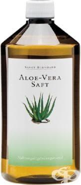Изображение към продукта АЛОЕ ВЕРА 99.7 % ЧИСТ СОК 1000 мл. SANCT BERNHARD