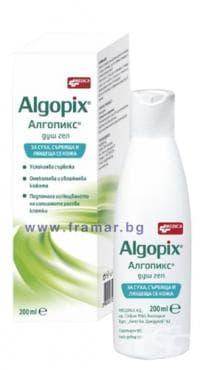 Изображение към продукта АЛГОПИКС душ-гел 200 мл.
