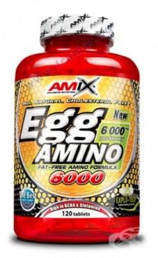 Изображение към продукта АМИКС ЕГГ АМИНО 6000 таблетки * 120
