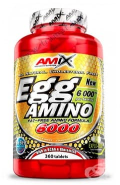 АМИКС ЕГГ АМИНО 6000 таблетки * 360 - изображение