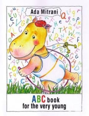 ABC BOOK FOR THE VERY YOUNG - АБВ КНИЖКА ЗА НАЙ - МАЛКИТЕ  - изображение