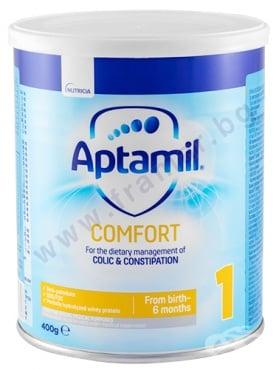 Изображение към продукта АПТАМИЛ КОМФОРТ 1 400 г NUTRICIA