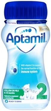 Изображение към продукта АПТАМИЛ 2 течна формула 6 - 12 месеца  200 мл