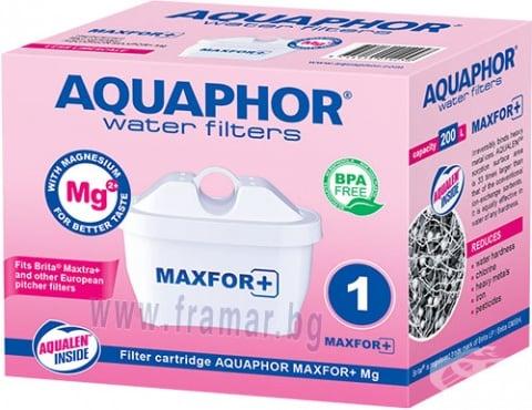 Изображение към продукта АКВАФОР СМЕНЯЕМ ФИЛТЪР ЗА ПРЕЧИСТВАНЕ НА ВОДА B 25+ Mg 200 литра