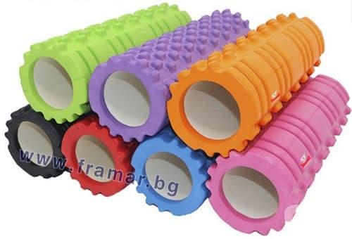 Изображение към продукта АРМАГЕДОН СПОРТС МАСАЖЕН ФОУМРОЛЕР 33 х 14 см различни цветове