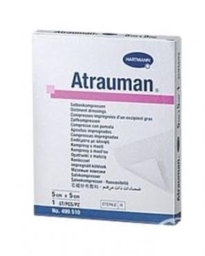 Изображение към продукта ХАРТМАН АТРАУМАН превръзка 5 см. / 5 см. * 1