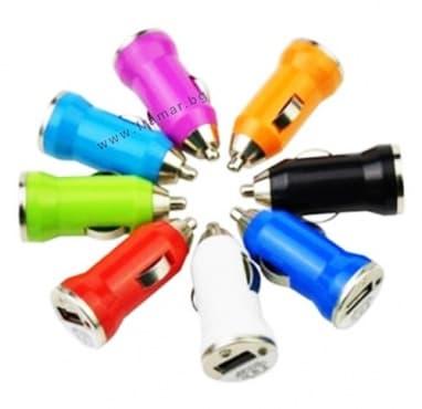 Изображение към продукта USB АДАПТОР ЗА ЗАПАЛКА ЗА АВТОМОБИЛ