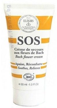 Изображение към продукта С.О.С. КРЕМ 30 мл LES FLEURS DE BACH
