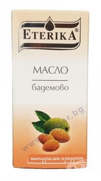 Изображение към продукта ЕТЕРИКА МАСЛО ОТ БАДЕМ 55 мл