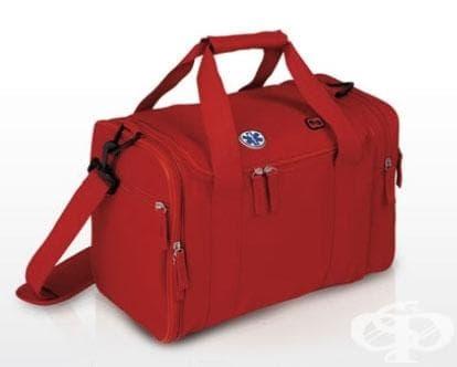 Изображение към продукта ЧАНТА ЗА СПЕШНА ПОМОЩ ELITE BAGS ЕВ - 159 ЧЕРВЕНА