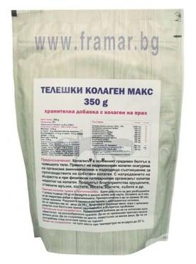 Изображение към продукта ТЕЛЕШКИ КОЛАГЕН МАКС 350 г ЯЖ ПОЛЕЗНО