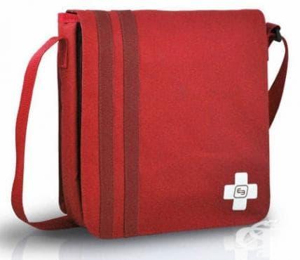 Изображение към продукта ЧАНТА ЗА СПЕШНА ПОМОЩ ELITE BAGS ЕВ - 164 R ЧЕРВЕНА