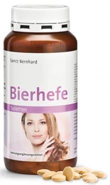 Изображение към продукта БИРЕНА МАЯ ПЛЮС таблeтки * 400 SANCT BERNHARD