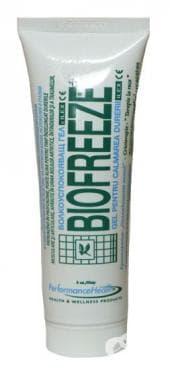 Изображение към продукта БИОФРИЗ гел болкоуспокояващ  55 гр.