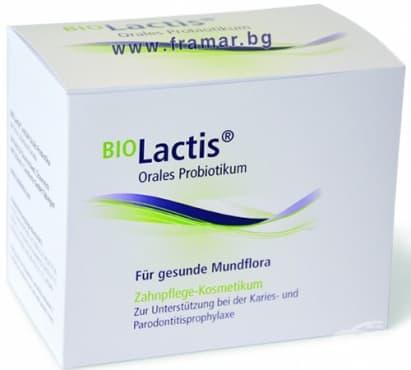 БИО ЛАКТИС орален пробиотик дози * 30 - изображение