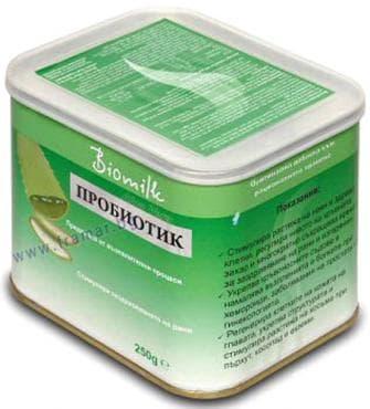 Изображение към продукта БИОМИЛК АЛОЕ ВЕРА 250 гр.