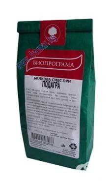 Изображение към продукта БИЛКОВА СМЕС ПРИ ПОДАГРА 100 гр.