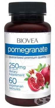 Изображение към продукта БИОВЕА НАР капсули 250 мг * 60