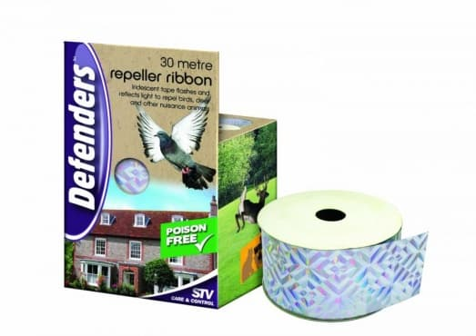 ЗАЩИТНА ЛЕНТА BIRD DEFENDERS REPELLER RIBBON 30 м. - изображение