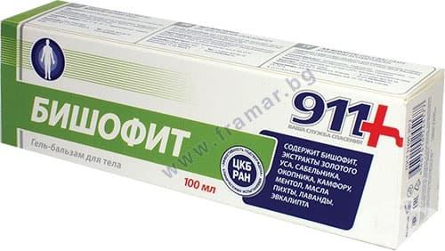 Изображение към продукта БИШОФИТ БАЛСАМ 100 мл