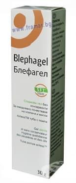 Изображение към продукта БЛЕФАГЕЛ гел 30 гр.