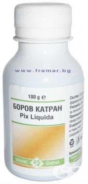 Изображение към продукта БОРОВ КАТРАН 100 мл