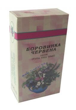 Изображение към продукта ЧЕРВЕНА БОРОВИНКА ЛИСТА
