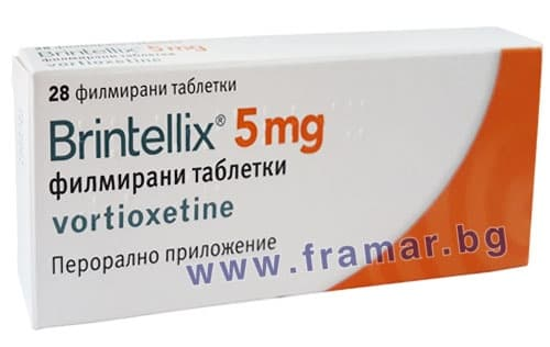 Изображение към продукта БРИНТЕЛИКС таблетки 5 мг * 28