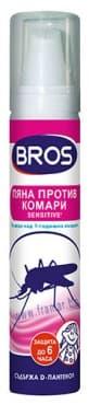 Изображение към продукта БРОС ПЯНА ПРОТИВ КОМАРИ 90 мл.