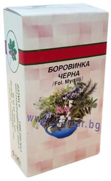 ЧЕРНА БОРОВИНКА 40 гр. ШАРКОВИ - изображение