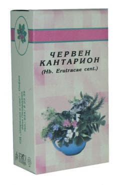 Изображение към продукта ЧЕРВЕН КАНТАРИОН СТРЪК