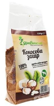 Изображение към продукта КОКОСОВА ЗАХАР 150 гр. ЗДРАВНИЦА