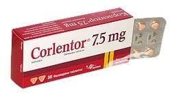 КОРЛЕНТОР табл. 7.5 мг. * 56 - изображение